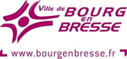 logo ville de bourg-en-bresse couleur