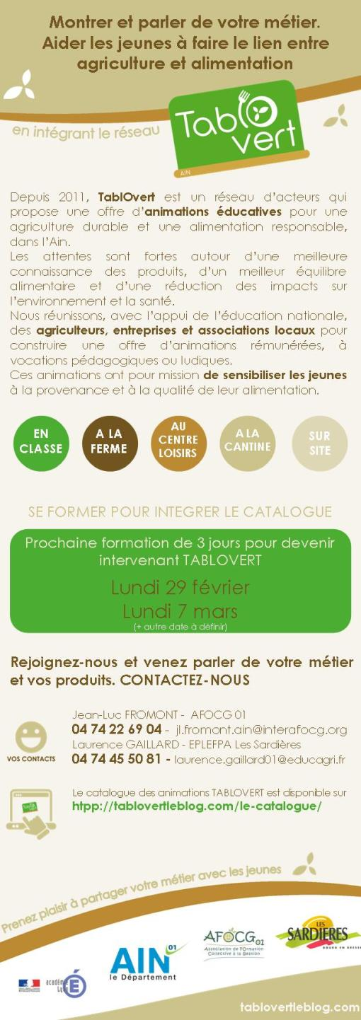 Flyer TablOvert